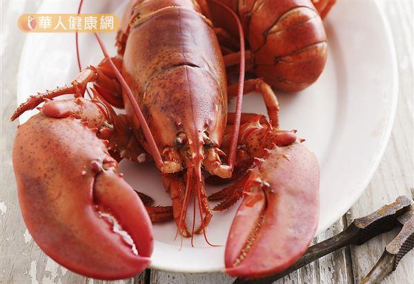 蝦紅素近年來被譽為「超級維生素」,對視網膜的保護力強,最初因在龍蝦體內發現而得名。
