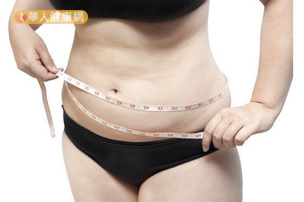 當你試過無數方法,還是無法減掉的小腹的肥肉時,有可能是體內的雌激素賀爾蒙出了問題。