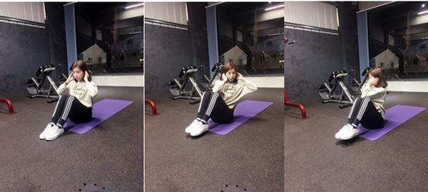 進階式腹部訓練。(圖片提供/Abs健身俱樂部)