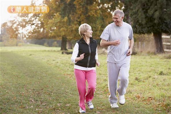 原本體力不足的人,進行間歇健走後,肌力也都明顯增加了。