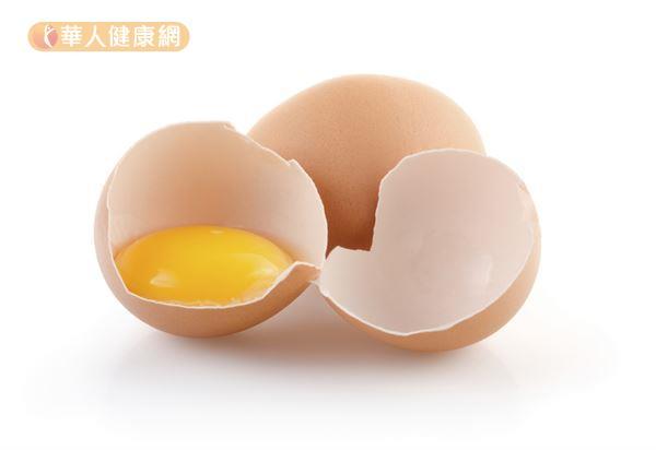 蛋富含各種營養素,而且可以增加飽足感。