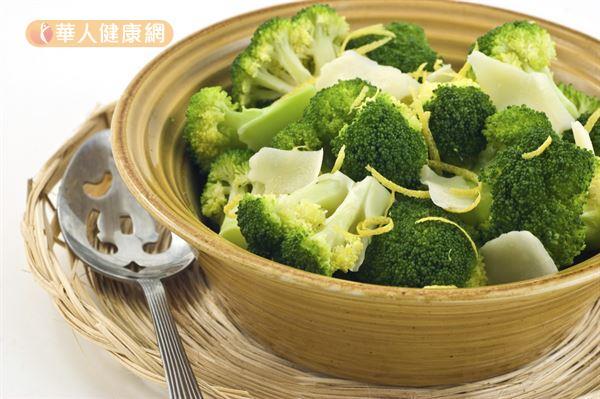 適度補充花椰菜,有助防癌、促進健康!