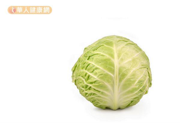 高麗菜、花椰菜等十字花科蔬菜有助肝臟解毒,對於肌膚健康很有幫助。