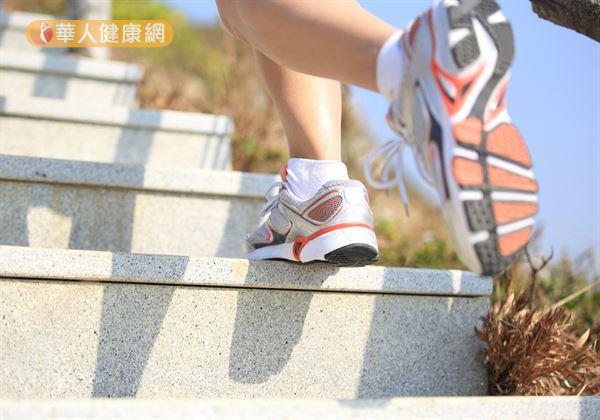 每次一變天膝蓋就隱隱作痛,尤其是爬樓梯時,症狀更是明顯?