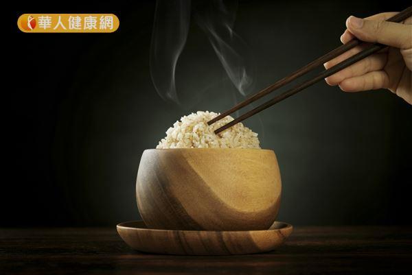 澱粉類是人體主要的能量來源,若攝取不足容易造成減重上的困難。