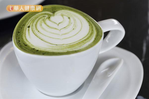 ▲圖片來源/華人健康網提供  抹茶豆漿拿鐵