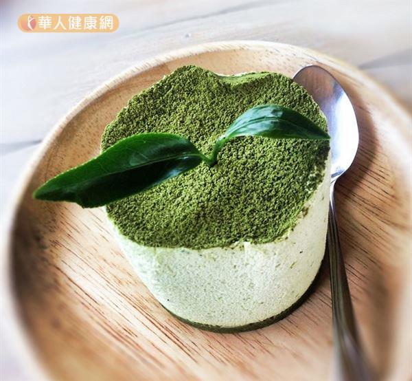 ▲圖片來源/華人健康網提供   抹茶豆腐提拉米蘇