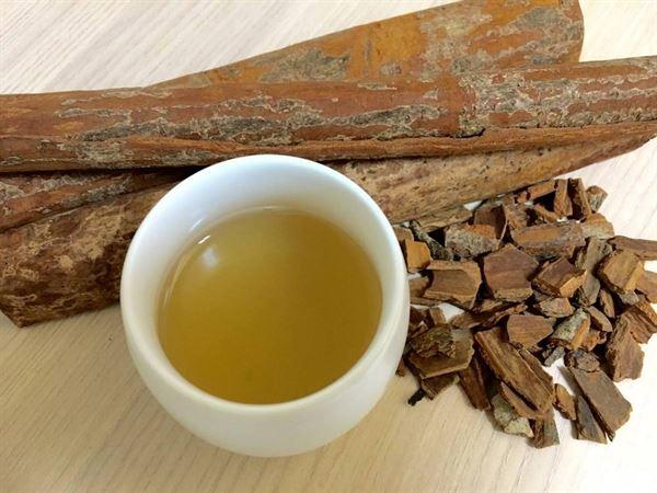 肉桂蜂蜜茶。(圖片提供/葉濡端中醫師)