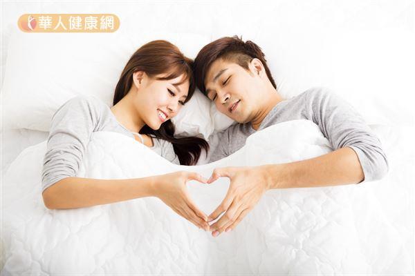 在排卵日的前後三天行房,可以增加受孕機會。