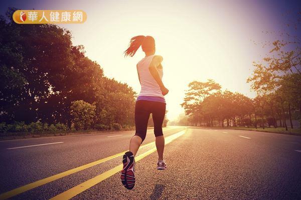 運動有助於減重,更能維持降低後的體重。