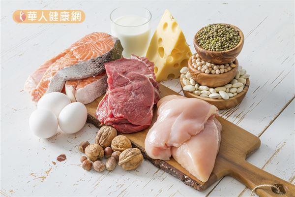 優質蛋白質具有較高的消化吸收率,能被人體有效利用。