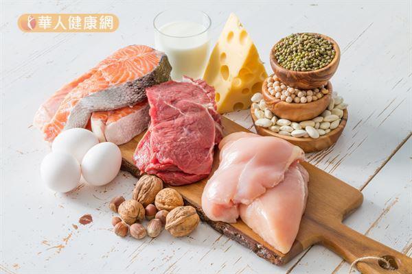 低醣飲食以蛋白質與油脂取代部分碳水化合物,作為身體能量來源。