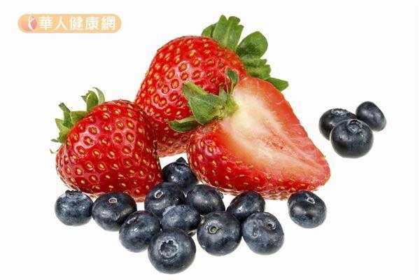 壓力大的女性在經期後要多補充莓果,有助調養肝腎。