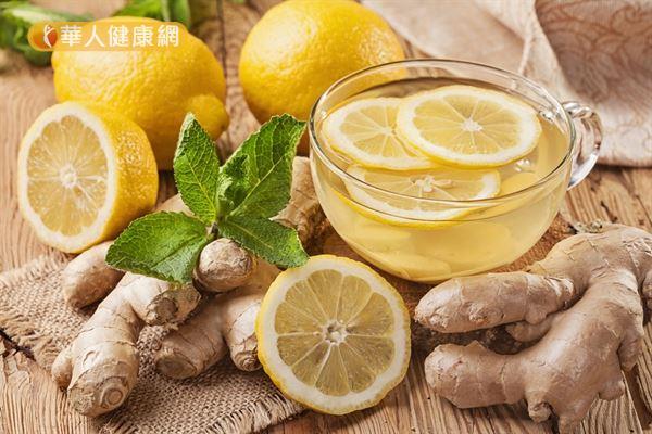 生薑,在中醫有「嘔家聖藥」之稱,可以溫中止嘔。